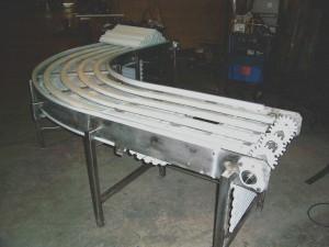 conveyor corner
