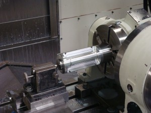5th axis milling